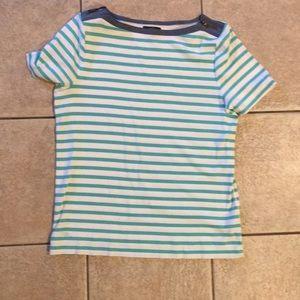 LRL short sleeved shirt. 100% cotton.